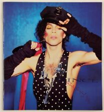 Prince 1988 Lovesexy Tour Program Book