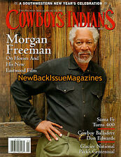 Cowboys & Indians 1/10,Morgan Freeman,January 2010,NEW
