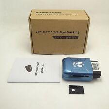 GPS TRACKER OBD II Tempo reale Auto Camion Veicolo GSM GPRS Mini Spy