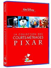 LA COLLECTION DES COURTS METRAGES PIXAR  --  DISNEY                --  DVD