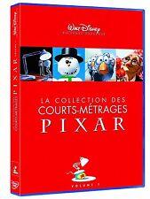 LA COLLECTION DES COURTS METRAGES PIXAR  --  DISNEY                --  DVD