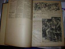 KARL MAY Der Schwarze Mustang ERSTDRUCK EA von 1897 Union DER GUTE KAMERAD