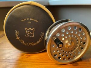 Hardy Marquis #7 Fly Fishing Reel with Case