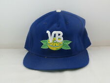 Vero Beach Dodgers Hat (VTG) - 1980s Pro Model by New Era - Fitted 7 1/2