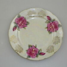 Vintage Japanese Fine China Lustre Ware Plate by Komet