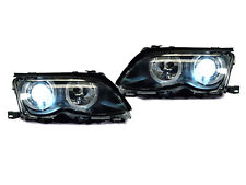 2 PHARE FEUX AVANT ANGEL EYES BMW E46 BERLINE PH2 XENON 320 330 d 320d 330d 318d