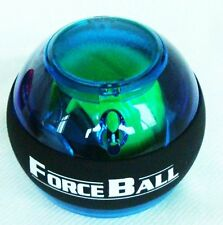 New Fun Gyroscope Wrist fingers Arm Trainer Muscle Strenght Exerciser ForceBall
