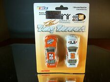 2 Car Set Tony Stewart #20 Home Depot Habitate For Humanity Rookie 1999 Pontiac