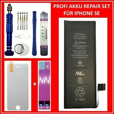 Ersatz Akku Batterie Set für Original iPhone SE Battery Accu 1624mAh PROD. 2021