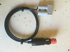 1m 4mm Fridge 12v Narva Merit Plug To 50A Anderson Style Extension Lead