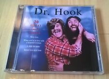 DR. HOOK - 20 GREAT LOVE SONGS - CD (Ex. cond.)