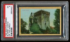 1911 T99 Sights & Scenes of the World Blarney Castle PSA 5 EXCL #26504421