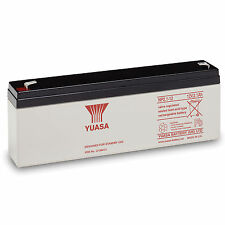 Yuasa NP2.1-12 12V 2.1Ah Sealed Lead Acid Rechargeable VRLA Industrial Battery