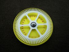 Egely-Wheel Vitalitätsindikator Vitalitätsmeßgerät Gold Gelb