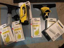 Kärcher Fenstersauger WV 50 plus gelb