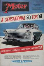 Motor 16/11/1960 featuring DAF 600 road test