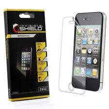 ZAGG Invisible Screen Protector{Screen Guard}for Apple iPhone 5 & 5S Pack of 2