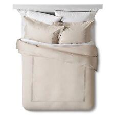 fieldcrest classic 100 cotton 3pc hotel duvet sham set king sea salt - Fieldcrest Bedding