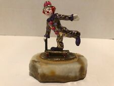 Ron Lee Clown Skater Freighter CCS-110 Limited Edition