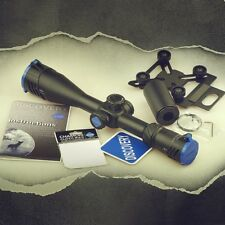 Discovery VT-T FFP 6-24x50 SFVF FFP Rifle Scope with Phone Mount, + free rings