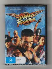 Street Fighter DVD (Jean-Claude Van Damme) - Brand New & Sealed