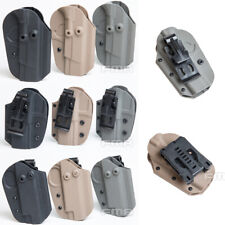 FMA Belt Buckle / Belt Clip KYDEX Holster Pouch for 1911/G17/92 Hunting Tactical