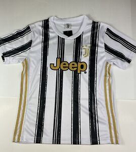 Juventus Football Club Jeep Jersey And Shorts Size  #7 Youth Medium (28) NWT
