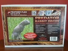 Flambeau Feather Flex Predator Rabbit Decoy New In Box 6 available