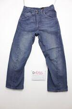 Levis Engineered 1300 (Cod.D1085)Tg.44 W30 L34  jeans usato boyfriend accorciato