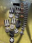 Saint Johns Ambulance Association medals Big Lot