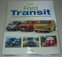 Bildband Ford Transit - Eine europäische Transporterlegende Buch Neu!