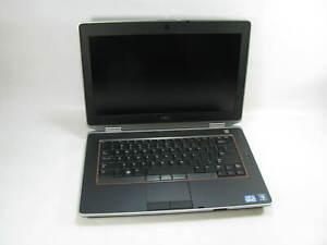 "Dell E6420 14"" Laptop 2.6GHz i5-2540M 8GB RAM (Grade C No Battery, Caddy, Cover)"