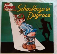 "THE KINKS ⚠️Mint-  1975/80(?)-12""LP-Schoolboys in Disgrace- RCA NL 83749-Germany"