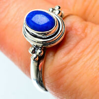 Lapis Lazuli 925 Sterling Silver Ring Size 7 Ana Co Jewelry R25227F