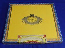 Vintage Partagas 1845 Empty No. 10 Cigar Box VT1463