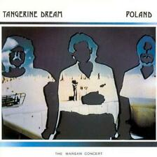 TANGERINE DREAM New Sealed 2019 Remastered POLAND WARSAW CONCERT 2 CD SET