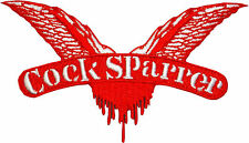 Cock Sparrer Patch / Aufnäher NEU Punk Oi Oi! Argy Bargy Old Firm Casuals Skin