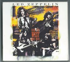 "LED ZEPPELIN     ""How The West Was Won""   3 CD Set  2003 Atlantic / Warner Aust"