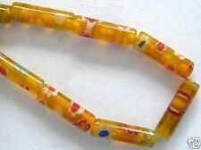 P5-13 75 GLASPERLEN WALZEN 10x4-5 MM PETROL