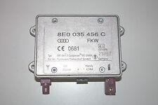 Audi A4 S4 8K Antennenverstärker Verstärker Handy Telefon 8K5035225E Orig. 138