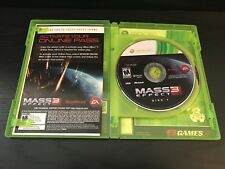 Xbox 360 Mass Effect 3 ( Tested )