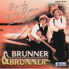 Brunner & Brunner - Du Ich brauche deine Zärtlichkeit - CD -