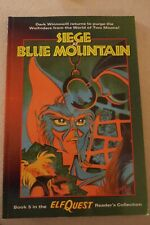ELFQUEST TPB READER'S COLLECTION BOOK 4 SIEGE AT BLUE MOUNTAIN PINI WOLFRIDER