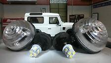 Land Rover Defender Td5 Tdci Klar Blinker / Licht Original Wipac x2 Led Lampe