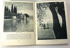 Gabriel Faure, Aux lacs Italiens, superbe état et photos en noir et blanc