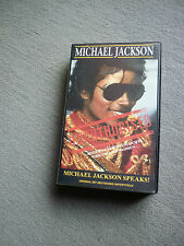 Michael Jackson Interview VHS