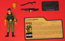 "GI Joe Flint 4"" Action Figure 2014 Eco Force Zombie JOECON Exclusive Complete"