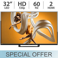 "Sharp Aquos 32"" Inch HD 720p HDTV 60Hz LED LCD TV w/ 2 HDMI - LC-32LE451U"