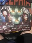 The X-Files Topps MasterVisions 30 Collector Cards..2 Box Lot... Plus 3 Decks