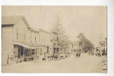 Main Street Odessa, New York RPPC